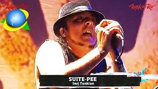 System Of A Down - Suite-Pee live【Rock In Rio 2011 | 60fpsᴴᴰ】
