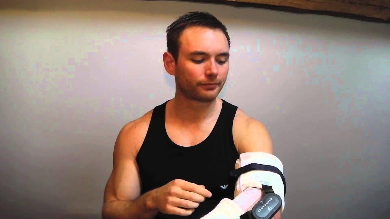 bicep tendon repair surgery recovery time pdf
