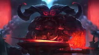 Ornn Login Screen Animation Theme Intro Music Song Official League of Legends