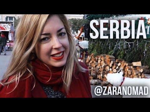DOCUMENTAL DE SERBIA. NOVI SAD Y BELGRADO