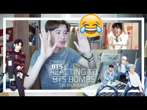 SW REACTION ▶ BTS BOMBS (it's tricky, medley show time, j-hope vs 95z, girl group dance)👯丨