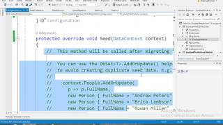 LINQ и Entity Framework (screencast)