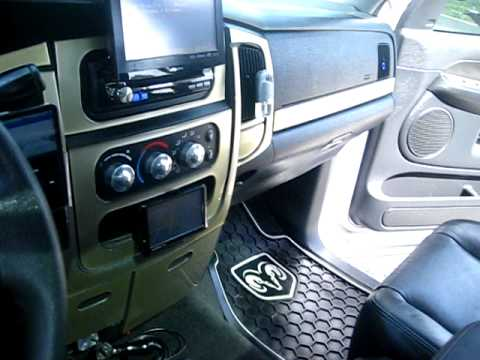 2004 Dodge Ram 1500 Alpine System Youtube