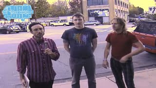 Ahleuchatistas Interview Moogfest 2012 (Live from Asheville, NC) #JAMINTHEVAN