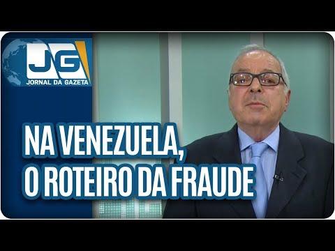 João Batista Natali/Na Venezuela, o roteiro da fraude