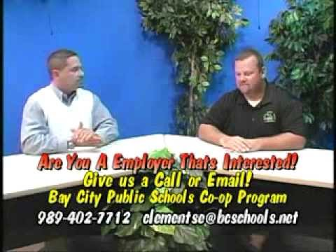 Bay City Public Schools - Co-Op Program