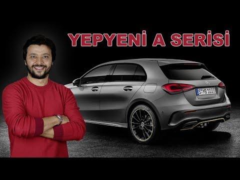 Yeni Mercedes A Serisi - Bilmeniz Gerekenler!