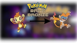 Pokemon Brick Bronze Roblox | An Evolution!