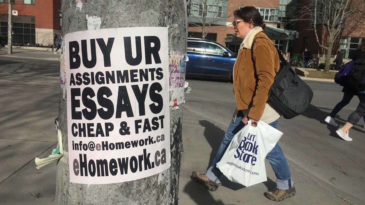 University essays for sale