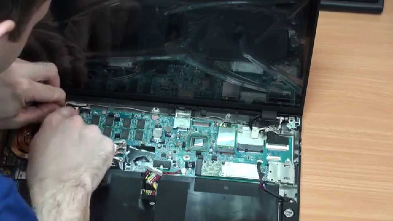 Lenovo X1 Carbon Whole Screen Replacement Youtube