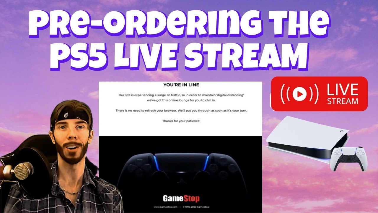 GameStop PS5 preorders live now, plus the latest at Amazon ...