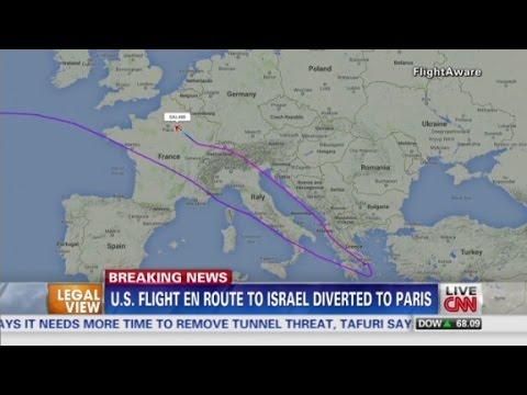 Several U.S. Airlines Suspend All Israel Flights