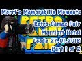 Retro Games Fair @ The Marriott Hotel - Leeds 27/01/2018 Part 1 of 2