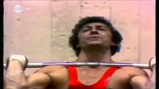 Yuri Vardanyan | Olympic Weightlifting | 1980 | Moscow | 82,5kg