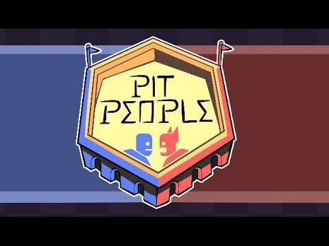Pit People : Essai de la version bêta