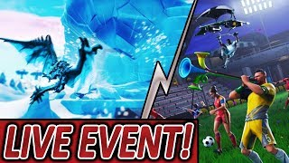 NEW POLAR PEAK EVENT STARTET 💯🔥 FOOTBALL SKINS BACK⚽ | POLAR EVENT | Fortnite Battle Royale