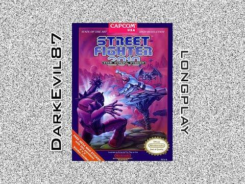 Street Fighter 2010 The Final Fight Darkevil87 S Longplays