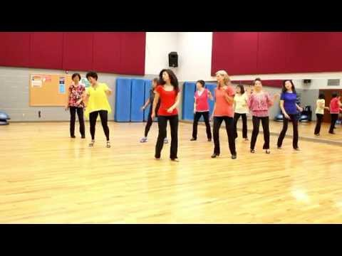 Let's Go Crazy - Line Dance (Dance & Teach in English & 中文)