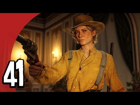 NEGOTIATIONS! (Red Dead Redemption 2 #41)