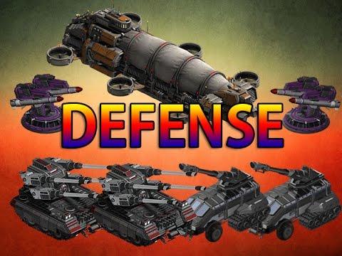 WAR COMMANDER - BEST DEFENSE AGAINST HERALD