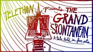 Telethon  - The Grand Spontanean (Full Album)
