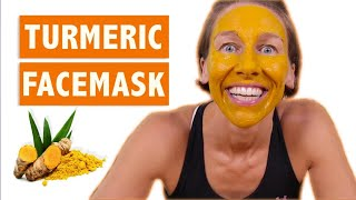 Brighten Your Skin with Turmeric! #UmoyoLife029