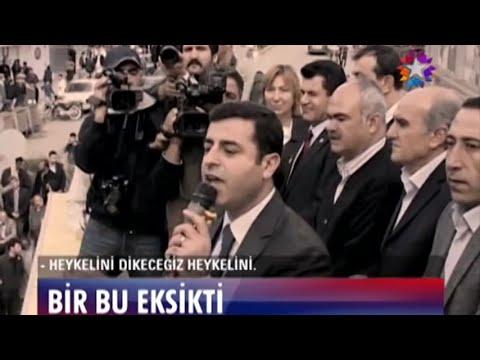 selahattin demirtaş: başkan aponun heykelini dikeceğiz - YouTube