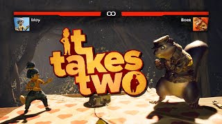 Die Wespen-Königin und Eichhörnchen verprügeln. | IT TAKES TWO (Part 4)