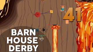 [41] Barn House Derby (Let's Play Ultimate Chicken Horse w/ GaLm and friends)