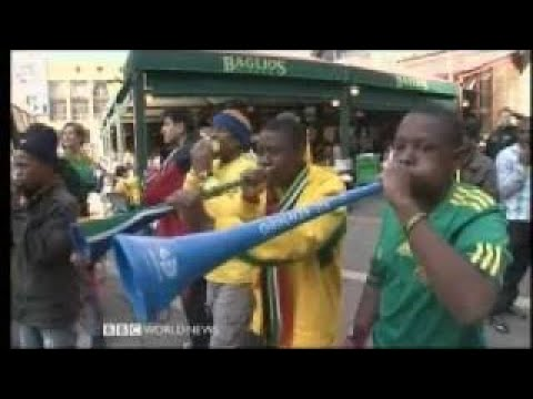 Africa Business Report 16 South Africa World Cup Special 1 of 2 BBC World News