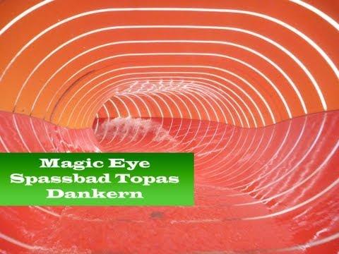 Magic Eye Onslide Spassbad Topas Dankern, Haren/Ems Duitsland