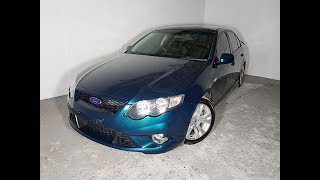 Automatic Ford Falcon FG XR6 Sedan 2010 Review For Sale