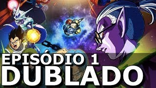 Super Dragon Ball Heroes - Episódio 1 (Dublado)