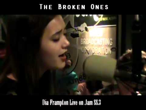 Dia Frampton Sings The Broken Ones on Jam 88.3
