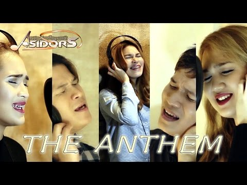 The Anthem - Cover - The AsidorS - 2015 - Planetshakers