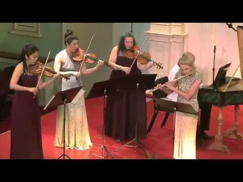 Bach, Orchestral Suite No. 2, VII. Badinerie, Bridgehampton Chamber Music Festival