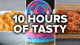 10 Hours Of Tasty Recipes! • Tasty Recipes