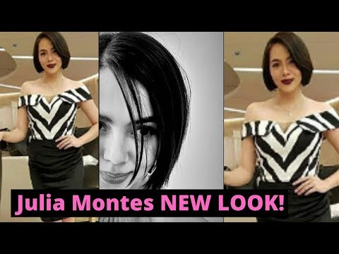 Julia Montes NEW Hairstyle NEW Look! thumbnail