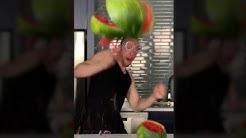 Embarrasing Watermelon Bet Punishment!