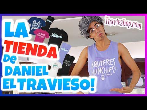 Daniel El Travieso Vlog #4 - LA TIENDA NUEVA DE DANIEL EL TRAVIESO!!!