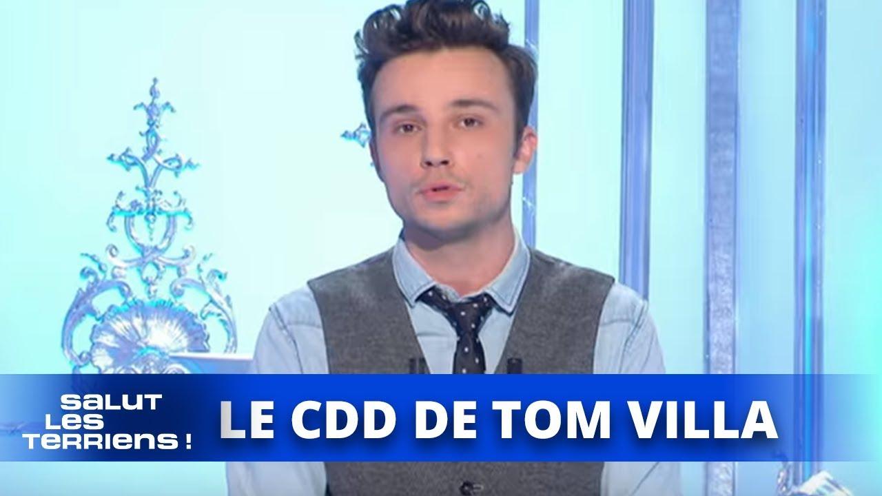 Tom Villa face à Julien Clerc, Marc Trevidic, Celine Tran et Tarek Boudali
