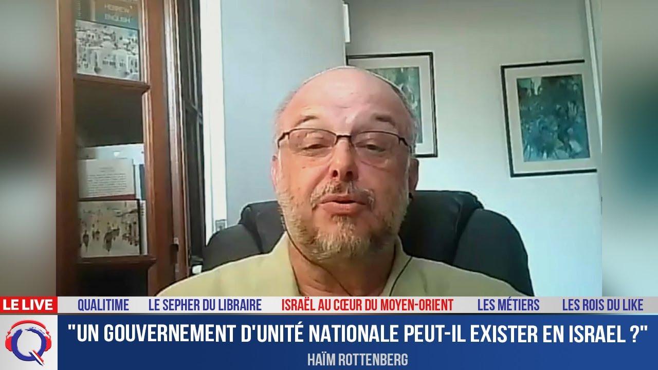 Un gouvernement d'union nationale est-il viable ? - IMO#145