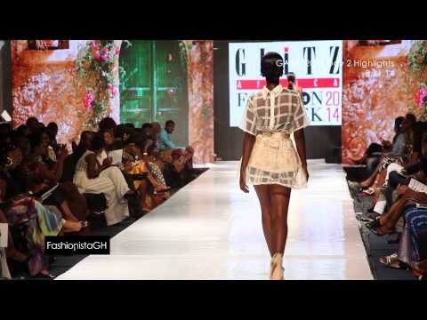 Glitz Africa Fashion Week 2014 Runway Highlights _ #fghTV
