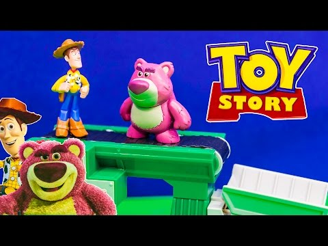 TOY STORY Disney Pixar Toy Story Junkyard Escape a Toy Story Video Toy Review