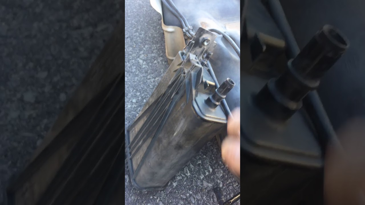 small resolution of dropping gas tank on 2004 tahoe
