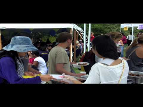 University of Michigan Taste of Culture 2012