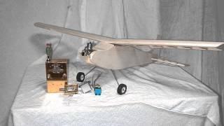 昔のヒノデ、スカビーム、の初期型と OS TX-Ⅱ送信機、受信機、ヒノ...