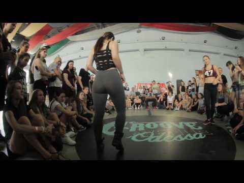 Ms Helen Vs Ria | Dancehall 1\16 | Groove Avenue 2016