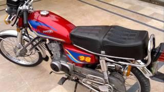 HONDA 125  98 MODEL CLEAN