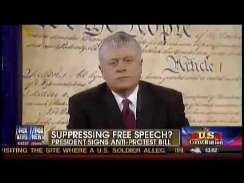 Obama signs bill 'in secret' making FREE SPEECH ILLEGAL!